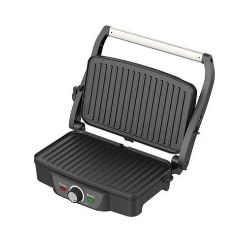 Sandwichera Muvip MV0190 1600w 180º Grill Inox