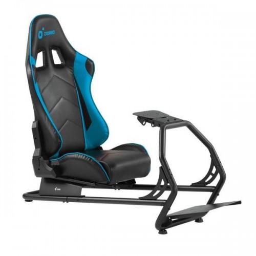 Silla Simulador Gaming Racing Cromad CR1023 + CR1024 Palanca de Cambios