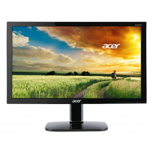 "Monitor Acer KA240HQBbid 24"" 1920x1080 Pixeles Full HD LED Negro"