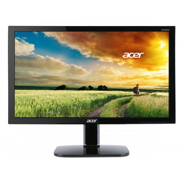 """Monitor Acer KA240HQBbid 24"""" 1920x1080 Pixeles Full HD LED Negro"""