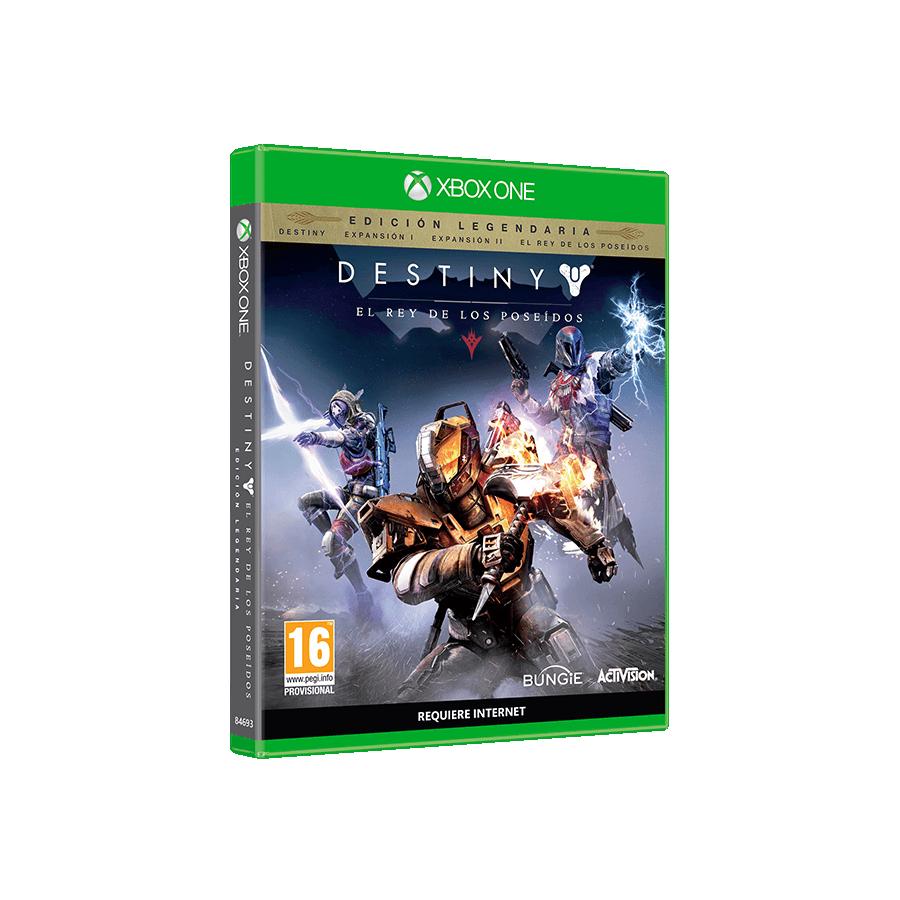Juego / Destiny El Rey De Los Poseidos / Xbox One