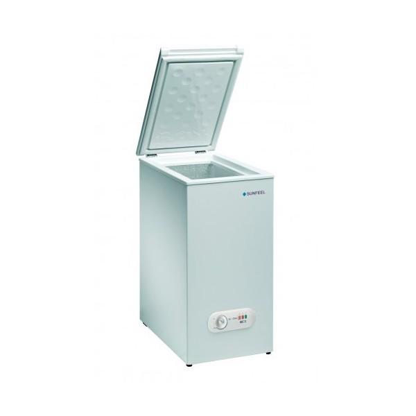 Congelador Sunfeel CA3841 A+ 59Lt 38.5x84cm Horizontal Blanco