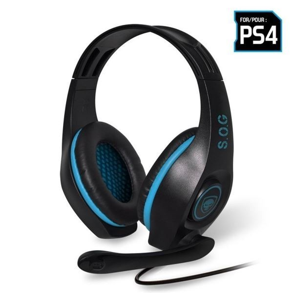Auriculares Spirit of Gamer PRO-SH5 Ps4 Micro