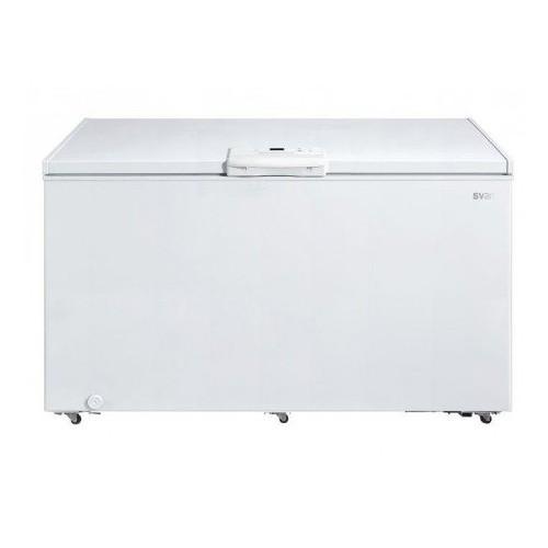 Congelador Horizontal Svan SVCH500DI A+ 502Lt 86x164cm Blanco