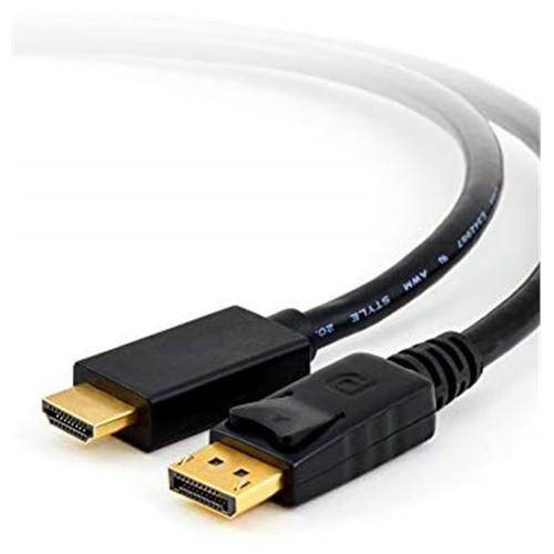 Cable Cromad CR0726 Display Port a HDMI 1.8Mt