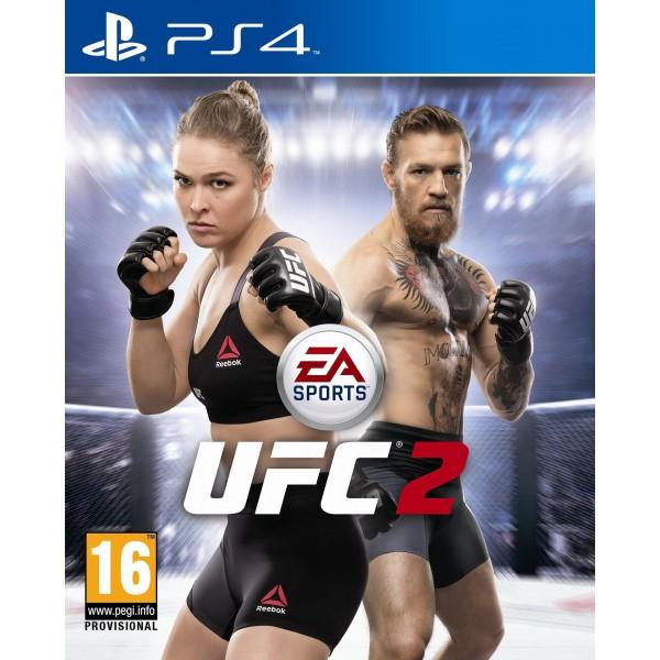Juego / UFC 2 / PS4