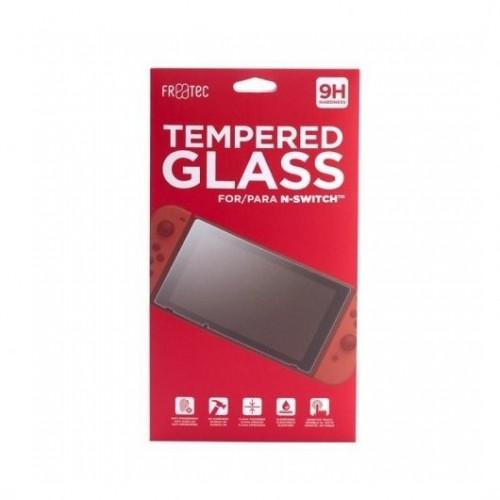 Cristal Templado FreeTec Nintendo Switch FT1009