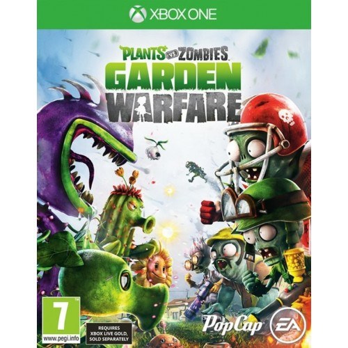 Juego / Plants Vs Zombies Garden Warfare / Xbox One