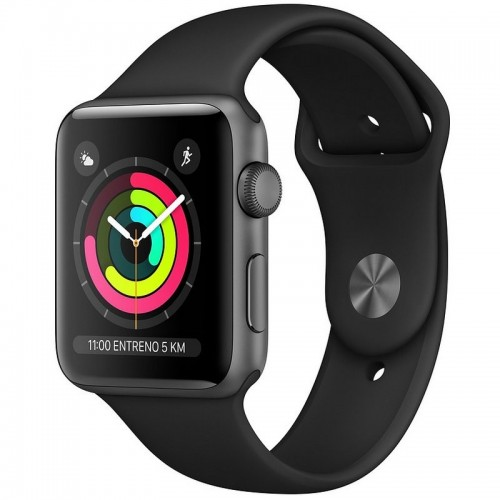 Apple Watch S3 38mm GPS Aluminio Black