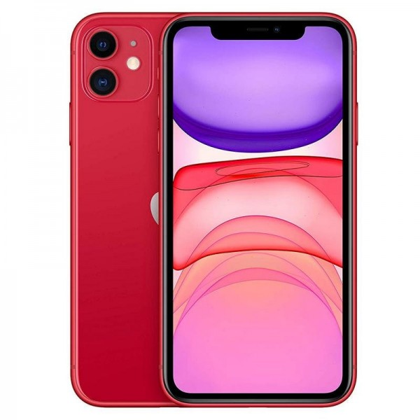Apple iPhone 11 64GB MWLV2QL/A Product Red