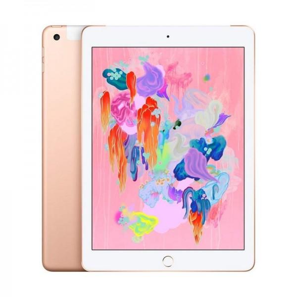 """Apple iPad 2019 10.2"""" 128GB MW792TY/A Wifi Gold Rose"""