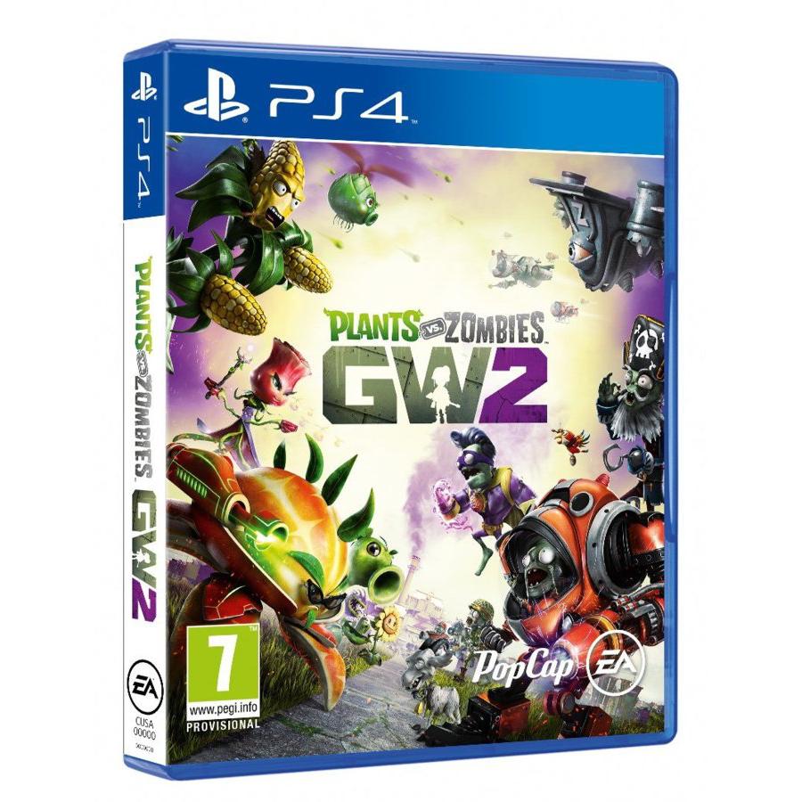 Juego / Plants Vs Zombies Garden Warfare 2 /  PS4