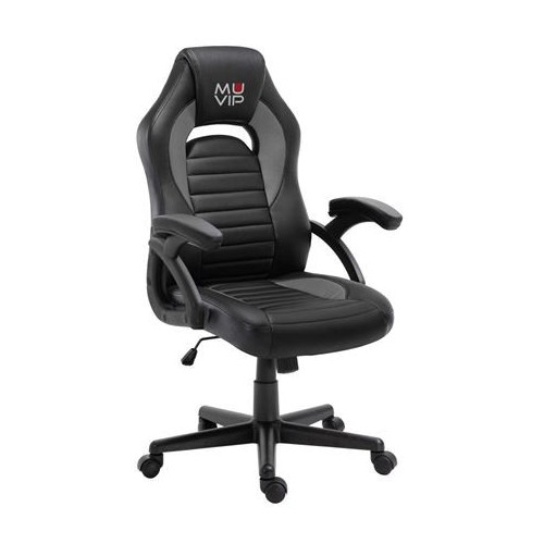 Silla Gaming Muvip MV0243 GM900 Negro/Gris
