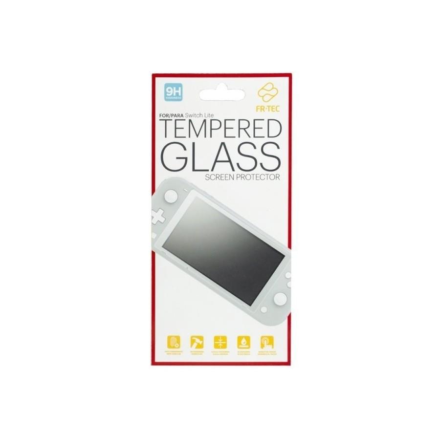 FR-TEC Protector de Pantalla Cristal Templado para Nintendo Switch Lite