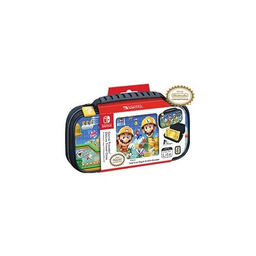 Funda Nintendo Switch Lite Mario Maker
