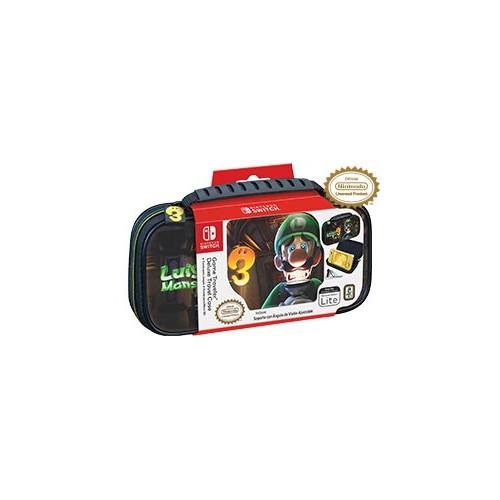 Funda Nintendo Switch Lite Luigis Mansion 3