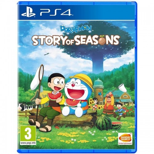 Juego PS4 Doraemon Story of Seasons