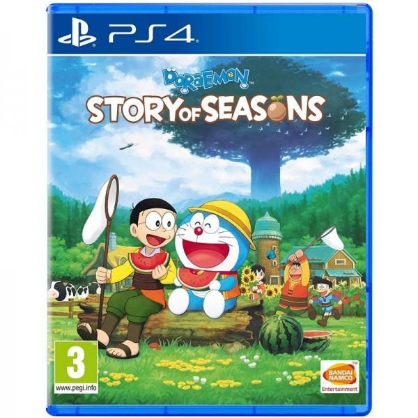 Juego PS4 Doraemon Story of Seasons