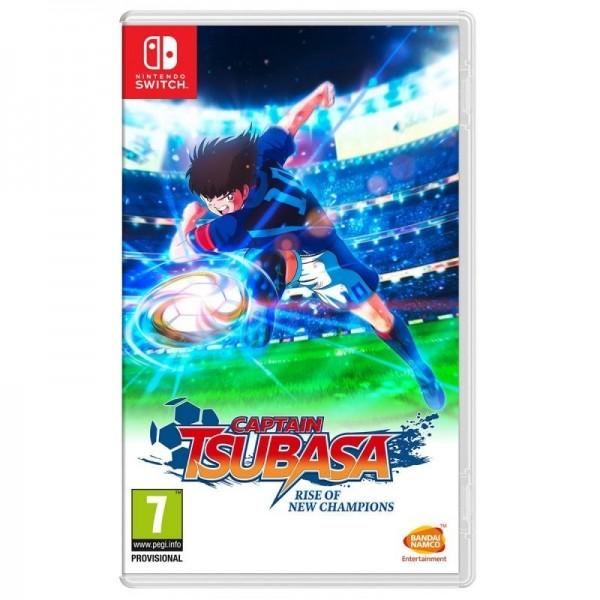 Juego Nintendo Switch Captain Tsubasa: Rise of New Champions