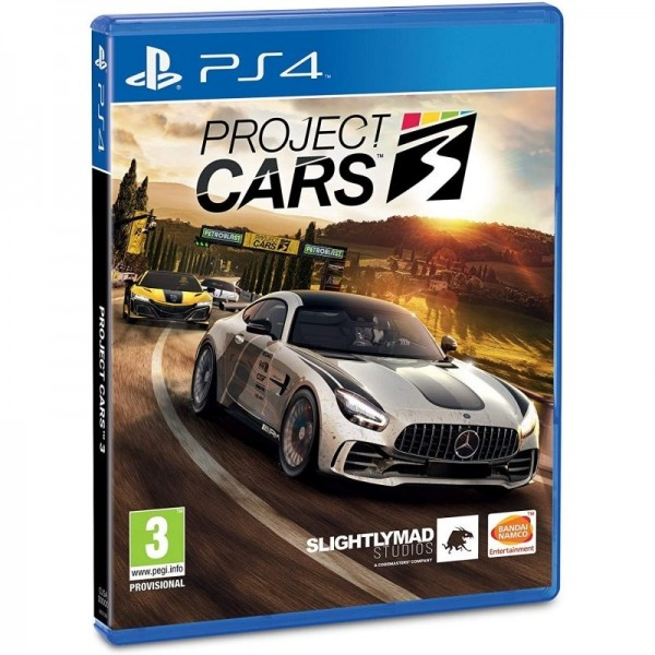 Juego PS4 Project Cars 3