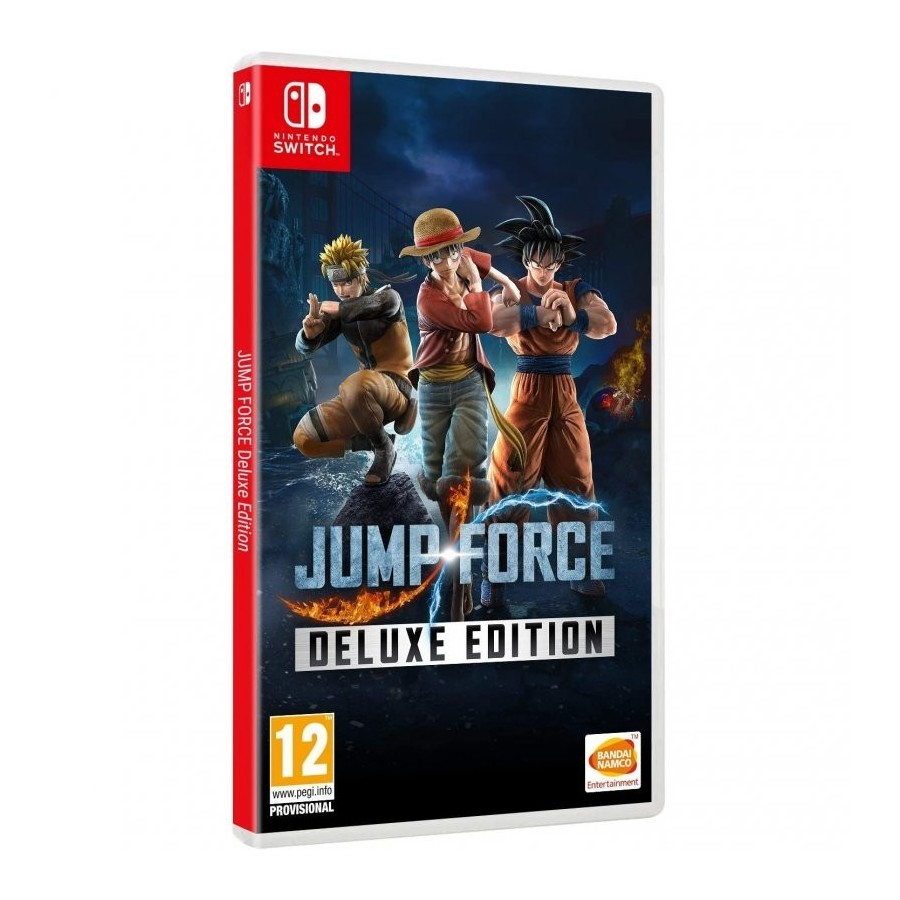 Juego Nintendo Switch Jump Force Deluxe Edition
