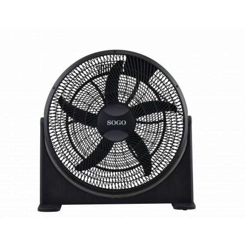 """Ventilador Sogo SS-21100 20"""" 50cm 125w Negro"""