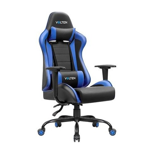 Silla Gaming Volten VL1313 VLFORCE 550 Negro/Azul