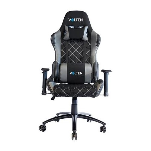 Silla Gaming Volten VL1308 VLFORCE 400 Negro/Gris