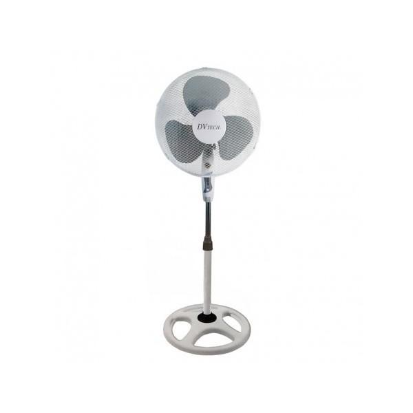 """Ventilador de Pie Dvtech DV-422 16"""" 60w"""