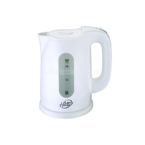 Hervidor de Agua Larry House LH1583 1.7Lt 2200w