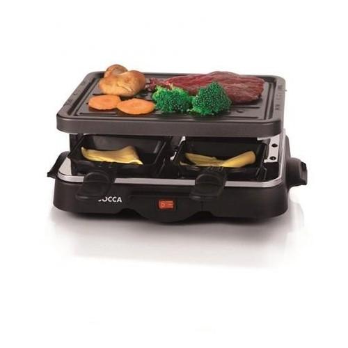 Plancha Grill Raclette Jocca 1144 500W