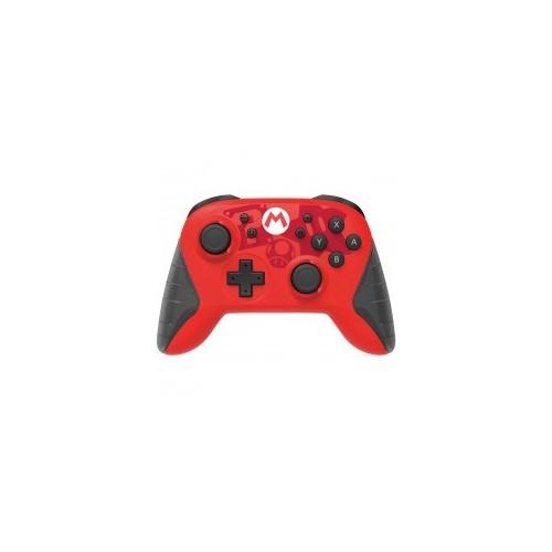 Mando Inalámbrico Nintendo Switch Horipad Mario