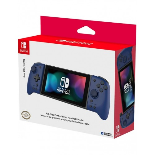 Mando Nintendo Switch Split Pad Pro Blue