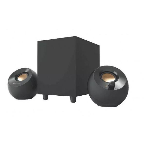 Altavoces Creative Pebble Plus 2.1 8w Black