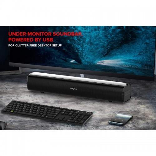 Barra de Sonido Creative Stage Air 2Ow Bluetooth Black