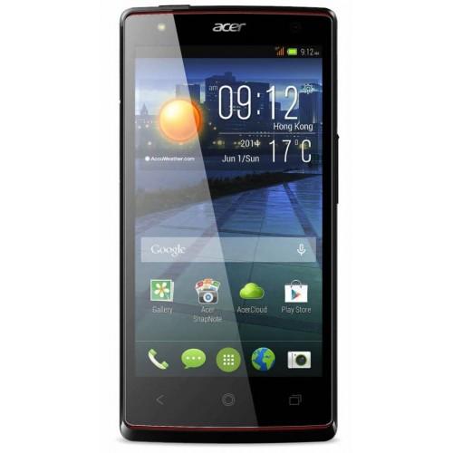 "Móvil Acer Liquid E3 Duo / Pantalla 4.7"" / 13 Mp /  4 GB /  Quad-Core 1.2 GHz / 1 GB RAM / Negro"