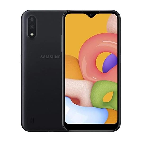 "Móvil Samsung Galaxy A01 Core 5.3"" 1GB 16GB Black"