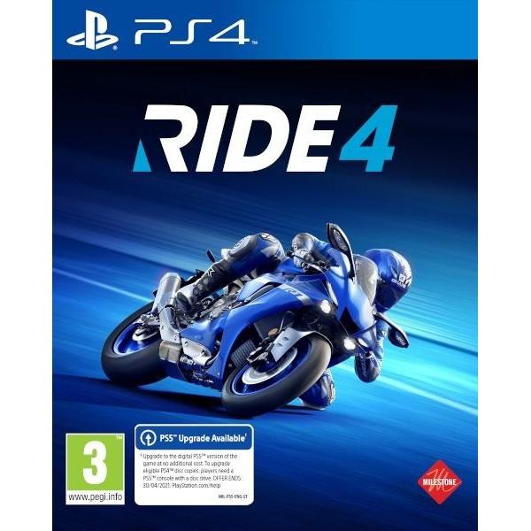 Juego PS4 Ride 4