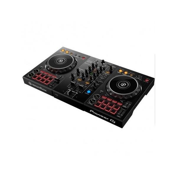 Mezcladora Pioneer DJ DDJ-400 Rekordbox 2 Canales