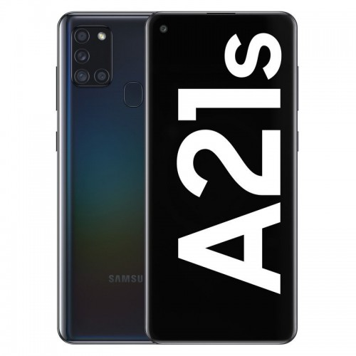 "Móvil Samsung Galaxy A21s 6.5"" 4GB 64GB DualSim Black"