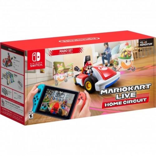 Juego Nintendo Switch Mario Kart Live: Home Circuit Edición Mario