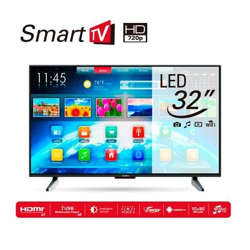 "Tv Larry House LH1703 32"" LED HD Smart Tv"