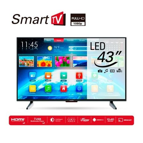 "Tv Larry House LH1704 43"" LED FHD Smart Tv"