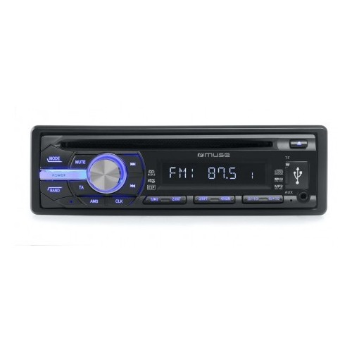 Radio Coche Muse M-1009 MR CD USB SD Aux 40Wx4