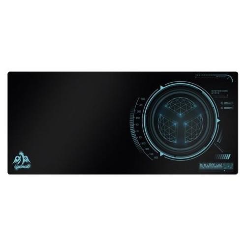 Alfombrilla Gaming Pro Cromad CR1039 93x43cm Negro/Azul