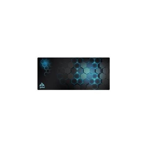Alfombrilla Gaming Pro Cromad CR1040 93x43cm Negro/Rojo