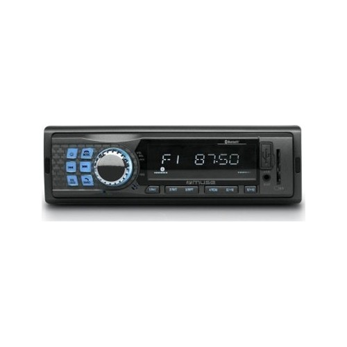 Radio Coche Muse M-199 Bluetooth Usb SD Aux