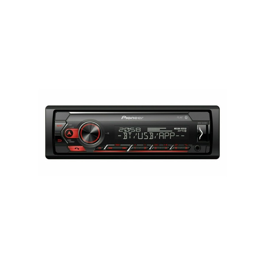 RADIO COCHE PIONEER MVH-S420BT USB BT ANDROID AUTO