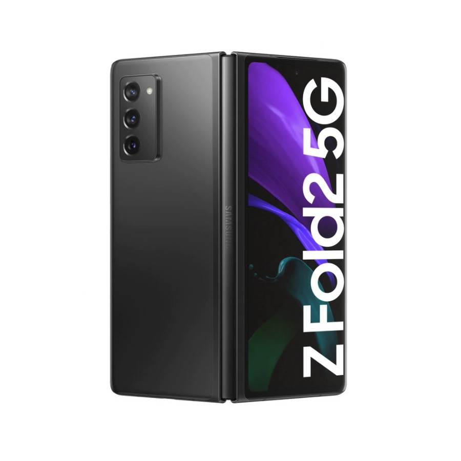 MOVIL SAMUNG GALAXY Z FOLD 2 5G 8GB 256GB BLACK