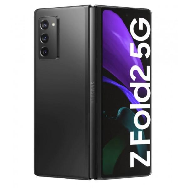 Móvil Samsung Galaxy Z Fold 2 5G 12GB 256GB Black